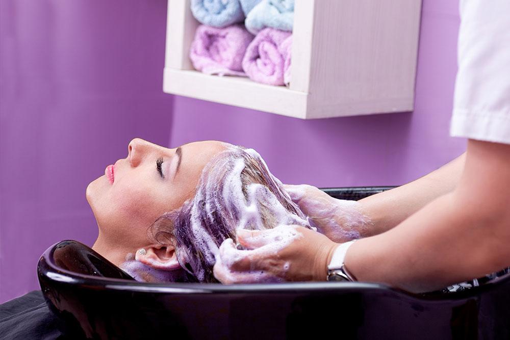 usar shampoos especificos