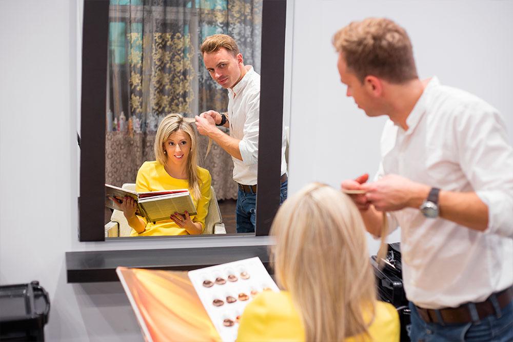 Como tomar decisões sobre a matização dos cabelos