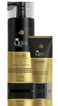 Máscara - Aneethun Queen