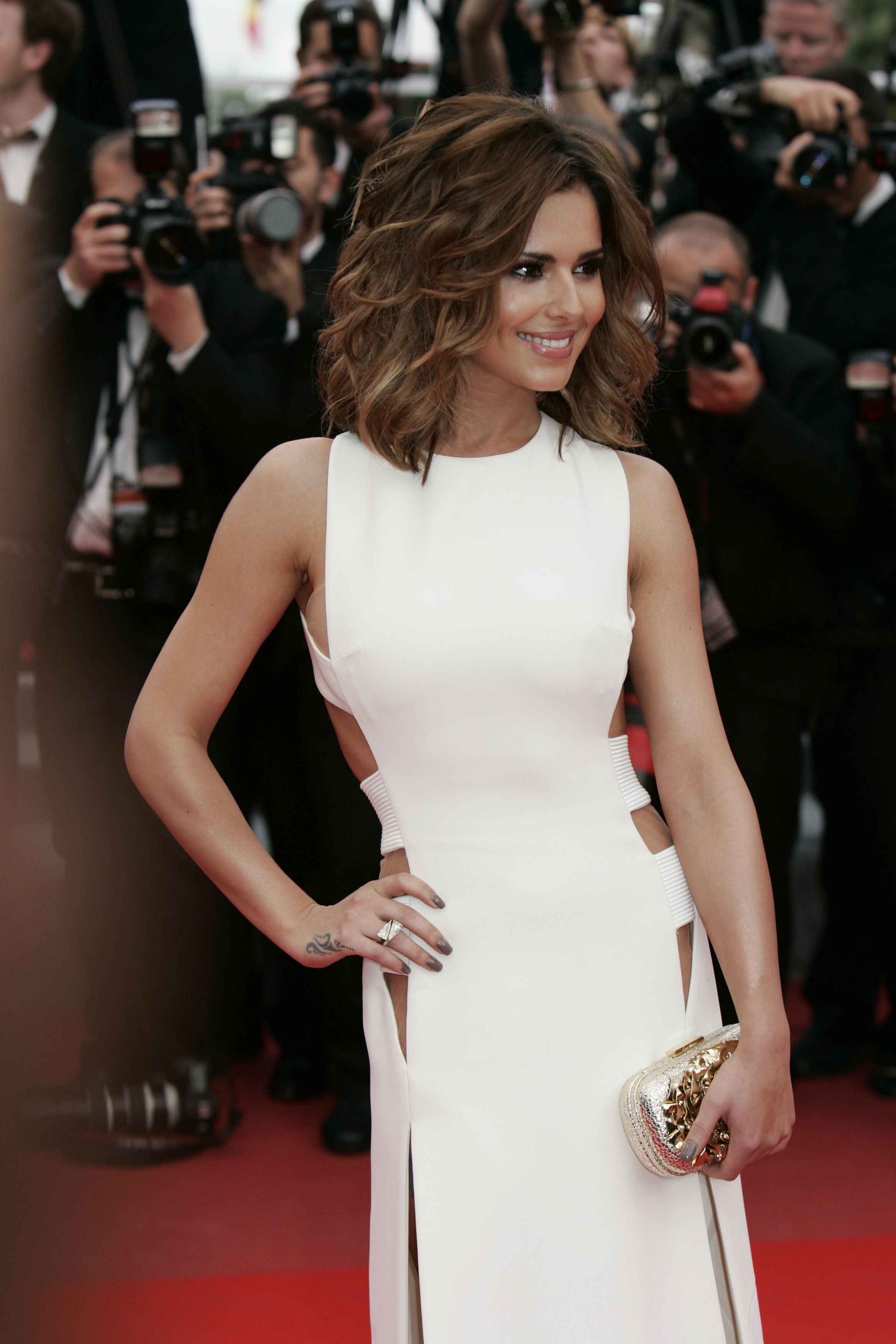 Cheryl Cole,  Maio 2010 em Cannes, France