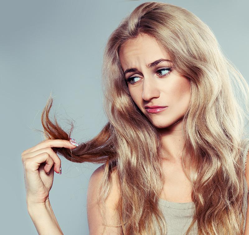 quais os cuidados para evitar a quebra de cabelo