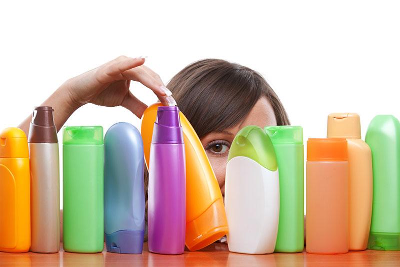 escolha o produto certo para seu tipo de cabelo