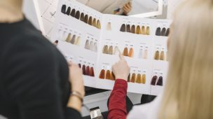 catalogo de cores de cabelos