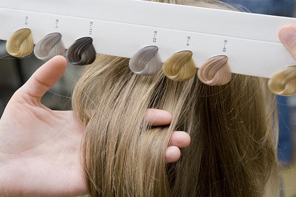 como encontrar o tom certo para cada tipo de cabelo