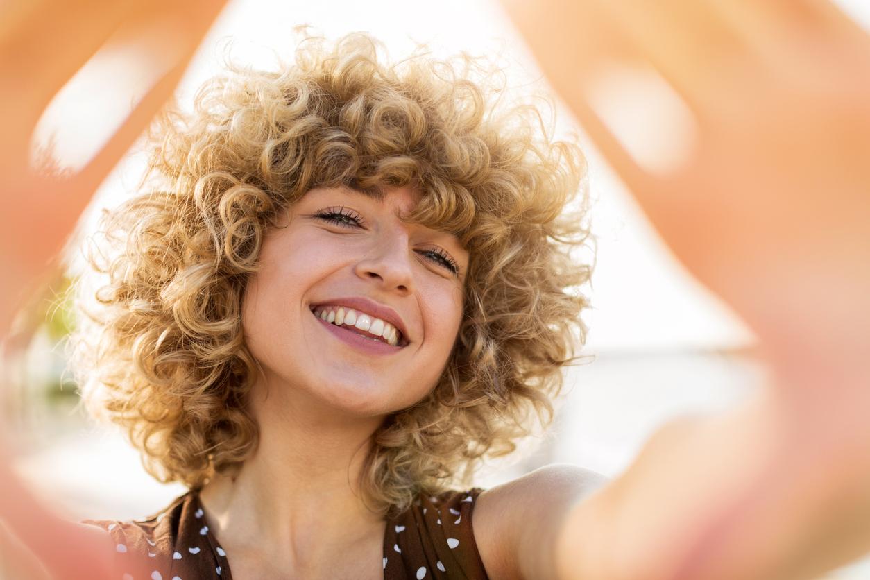 manter o cabelo loiro