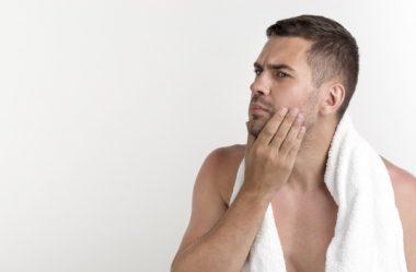 Pelos encravados na barba: como se livrar deles!