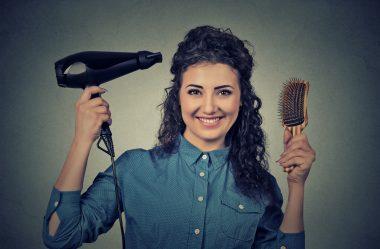 Faça seu penteado para as festas de fim de ano