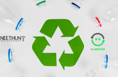 Aneethun sela parceria para reciclar embalagens de plástico